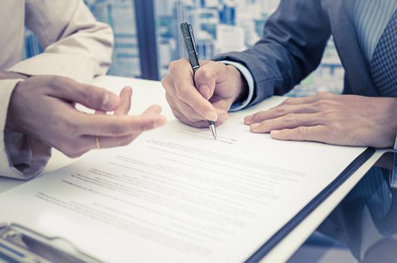 rédaction contrat